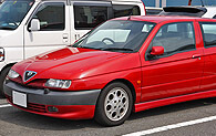 Alfa-Romeo 145 Workshop Manual