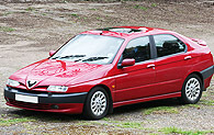 Alfa-Romeo 146 Workshop Manual