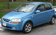 Chevrolet Aveo Workshop Manual