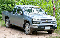 Chevrolet Colorado Workshop Manual