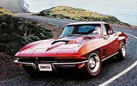 Chevrolet Corvette Workshop Manual