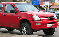 Chevrolet Luv D-Max Workshop Manual