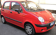 Chevrolet Matiz Workshop Manual