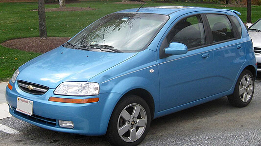 Chevrolet Aveo Workshop Manual 2004 2006 T200 Free Factory Service Manual