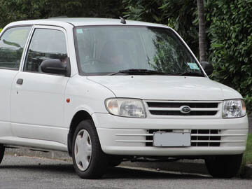 Daihatsu Mira / Cuore L700 PDF Workshop Manual