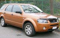 Ford Territory PDF Workshop Manual