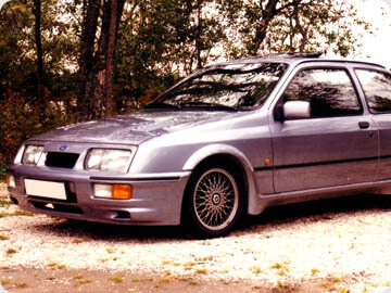 Ford Sierra Cosworth RS PDF Workshop Manual
