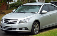 Holden Cruze PDF Workshop Manual