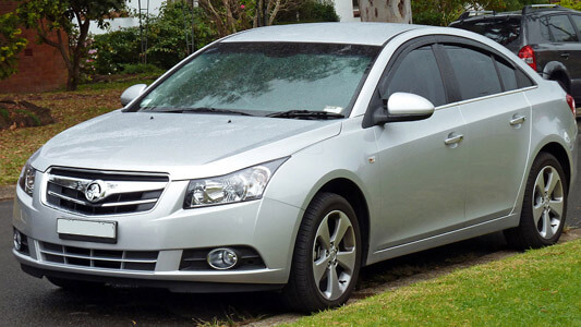 Holden Cruze JG JH J300 PDF Workshop Manual