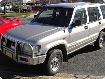 Holden Jackaroo PDF Workshop Manual