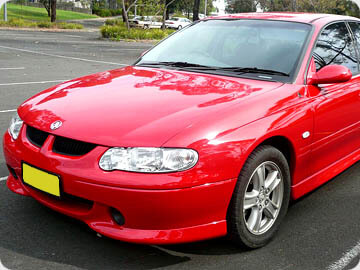 Holden Commodore VX