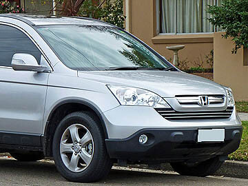 Honda CRV RE PDF Workshop Manual