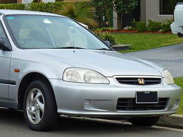 Honda Civic 1996 1998 Car Service Manual Images Gallery