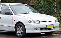 Hyundai Excel / Accent Workshop Manual