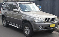 Hyundai Terracan Workshop Manual