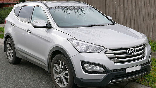 Hyundai Santa Fe DM / NC PDF Workshop Manual