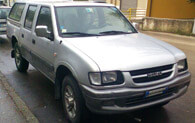 Isuzu Rodeo Workshop Manual