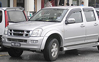 Isuzu D-Max Workshop Manual