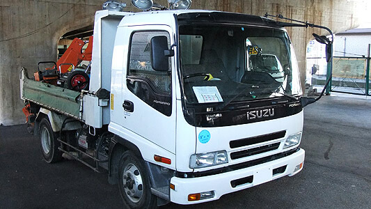 Isuzu F-series    Forward Truck Workshop Manual 1997