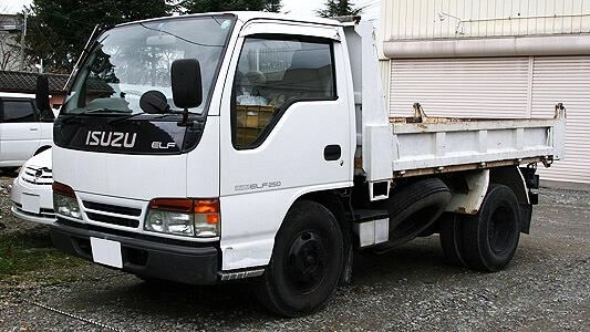 Isuzu N-series    Elf Truck Workshop Manual 1994