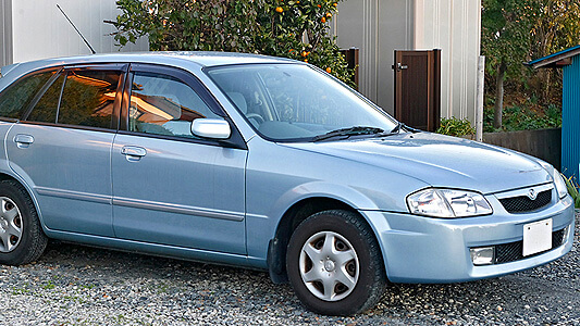 Mazda Familia    323 Workshop Manual 1998