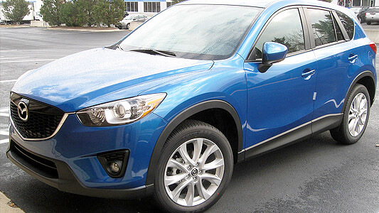 Mazda CX-5 KE PDF Workshop Manual