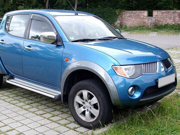 Mitsubishi Triton L200 PDF Workshop Manual