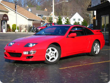 Nissan 300zx Fairlady Workshop Manual 1989 2000 Z32 Free Factory Service Manual