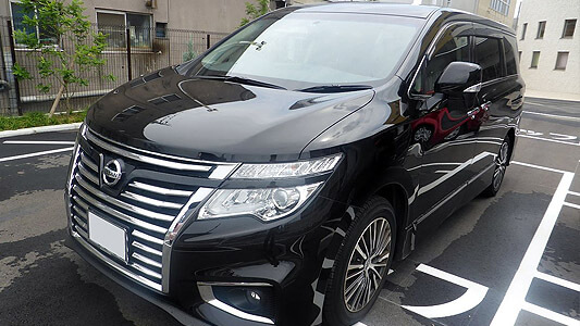 Nissan Elgrand E52 PDF Workshop Manual