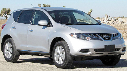 Nissan Murano Z51 PDF Workshop Manual