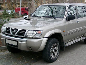 Nissan Patrol Y61 (GU) PDF Workshop Manual