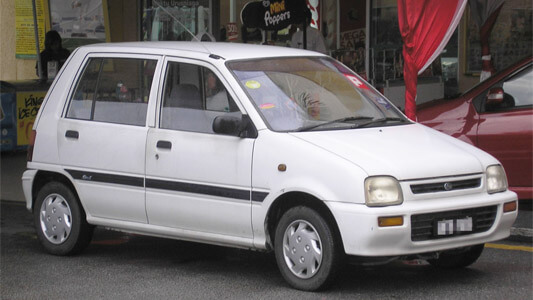 Perodua Kancil PDF Workshop Manual