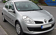 Renault Clio 3 III Workshop Manual