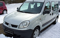 Renault Kangoo Workshop Manual