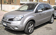 Renault Koleos Workshop Manual