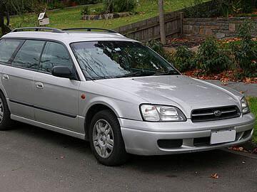 Subaru Liberty Legacy Workshop Manual 1998 2004 Be Bh Bt Free Factory Service Manual