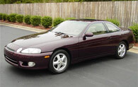 Toyota Soarer Workshop Manual