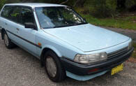 Toyota Camry SV21 1988 - 1991 Workshop Manuals / Factory Service ...
