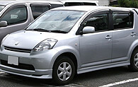 Toyota Passo Workshop Manual