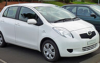 Toyota Yaris / Vitz Workshop Manual