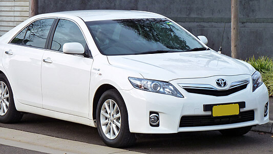 Toyota Camry Hybrid XV40 PDF Workshop Manual