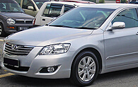 Toyota Aurion Workshop Manual