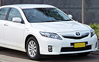 Toyota Camry Hybrid Workshop Manual